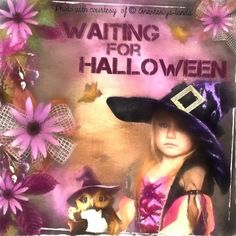 WAITING FOR HALLOWEEN  on sale now -43% on the bundle and -25% on the kit  http://www.digiscrapbooking.ch/shop/index.php?main_page=index&manufacturers_id=152 http://scrapfromfrance.fr/shop/index.php?main_page=index&manufacturers_id=77 Photo: Anastasiya-landa on Deviant art