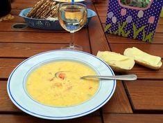 malinns.se - Falsk hummersoppa