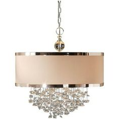 Uttermost Fascination 3-Light Hanging Shade 22 x 22.75""