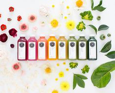 GIVEAWAY - We're sharing pre-wedding wellness tips from top health pros, and giving away a juice cleans to one lucky bride. Detox Juice Cleanse, Detox Juice Recipes, Detox Juices, Cleanse Recipes, Detox Soup, Natural Detox Drinks, Lemon Detox, Juicing Benefits, Fat Burning Detox Drinks