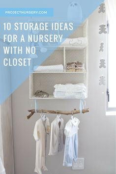 10 Storage Ideas for
