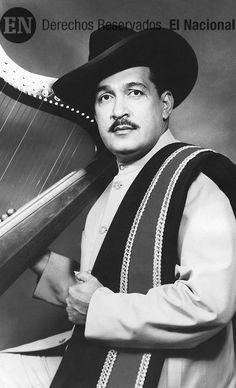 Juan Vicente Torralba, músico y compositor venezolano. Caracas, 11-08-1971 (ARCHIVO EL NACIONAL)