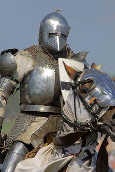 Polish knight by Mariusz Cieszewski