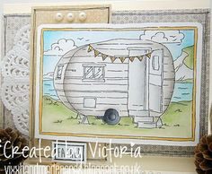 LOTV - Off in the Caravan by Vicky Bailey