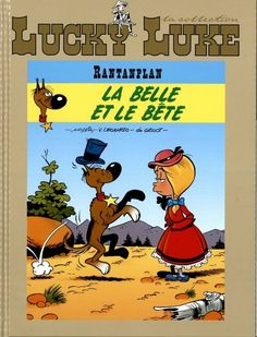 Lucky Luke - La collection (Hachette) -90- Rantanplan - La belle et le bête