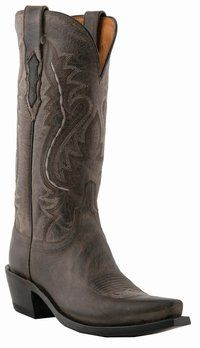 Lucchese Since 1883 - M5001 - Ladies Lucchese Boots with Ana Stitch