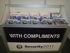 The launch of the Australian Security Magazine