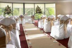Civil Ceremony at the Carlton Millrace Hotel