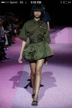 Spring 2015 Military Trend
