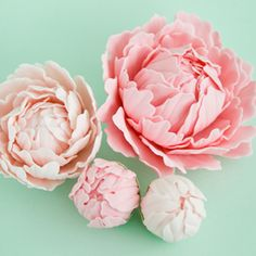 Share Tweet Pin It 17.7k Post Mail 10 I know that a lot of you have asked if I could make a tutorial on how to make my gum paste peony flowers, so here's a little treat for you. This is what I use: Gum paste (white or colored pink in your chosen color. You…   [read more...]