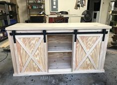 Sliding Door Media Center Console DIY Sliding Door Media Center Console,DIY Sliding Door Media Center Console, Sliding Door Entertainment Console - x x Diy Sliding Barn Door, Diy Barn Door, Diy Door, Sliding Doors, Sliding Cupboard, Cupboard Doors, Entry Doors, Barn Door Tv Console, Barn Door Tv Stand