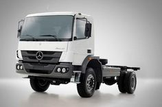 Mercedes-Benz to deliver 2,100 trucks and vans to the Brazilian government