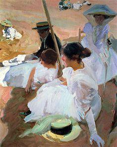 Joaquin Corolla y Bastida  http://www.topofart.com/artists/Joaquin_Sorolla_y_Bastida/