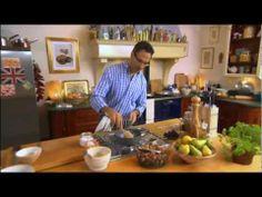 Fruit en hazelnoot Crumble Cream recept van Yotam Ottolenghi