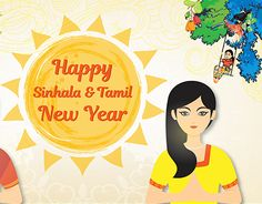 "Check out new work on my @Behance portfolio: ""Happy Sinhala & Tamil New Year!"" http://be.net/gallery/51705203/Happy-Sinhala-Tamil-New-Year"