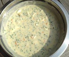 Rezept Schnittlauchsauce mit Eiern von Lucky08022008 - Rezept der Kategorie Saucen/Dips/Brotaufstriche