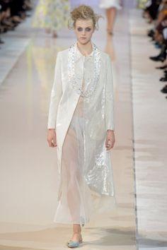 Rochas Paris Fashion Show - Spring Summer 2014 - Vogue