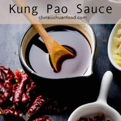 Kung Pao Sauce detailed guideline about how to prepare a well balanced kung pao sauce - Kung Pao Sauce – China Sichuan Food Sauce Recipes, Cooking Recipes, Kung Pao Sauce Recipe, Cooking Tips, Fondue, Marinade Sauce, Teriyaki Sauce, Homemade Sauce, Vegetarian
