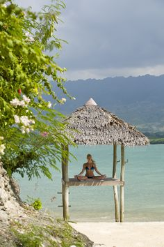 Relax at Badian Island Resort