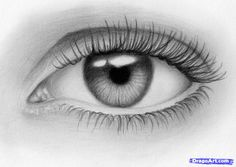 how to sketch an eye step 9