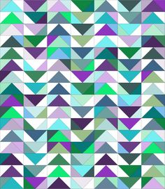 Penny Rose Fabrics Blog: Traditional Block Thursday: Flying Geese