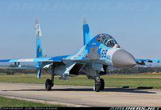 Ukrainian Air Force: Sukhoi Su-27UB