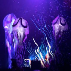 Jellyfish Rentals: Our jellyfish can beautifully accent your under sea decor for… Event Themes, Event Decor, Party Themes, Party Ideas, Underwater Party, Underwater World, Under The Sea Theme, Under The Sea Party, Little Mermaid Parties