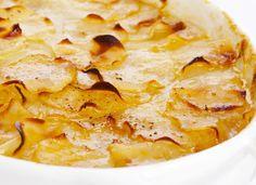 Cocina fácil: patatas gratinadas, paso a paso #cuisine #recipes