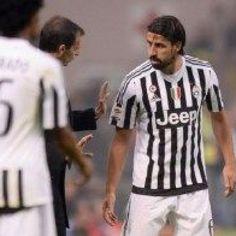 "Juve senti Khedira: ""Mi trovo bene a Torino alla Juve e in Italia"""