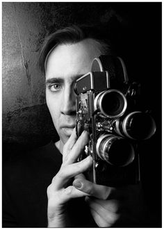 """""""Hollywood didn't know if I was an actor or a nut or if I was this crazy character I was playing. I had developed an image of being a little bit unusual, different and wild."""" ~ Nicolas Cage, a fellow INFP."""