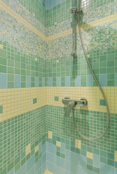 goodnova godiniaux architectes appiani tiles bathroom carrelage mosaique