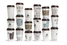 Caribou Coffee © Colle+McVoy, best coffee place chain category, daily quiz, great atmosphere, no burned taste like Starbucks...