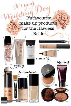 Favourite Bridal Makeup #makeup #bridal #weddingday www.beautyreportbyb.com
