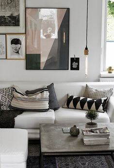 #Living_Room Design, Furniture and Decorating Ideas  home-furniture.ne...