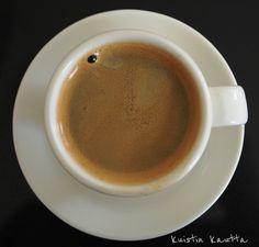 Kuistin kautta: Kahvin tuoksu
