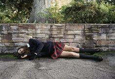 Lise Sarfati / Immaculate series: Margo #01. Santa Catalina School. Monterey, CA 2006