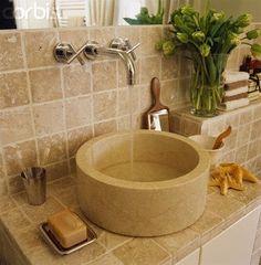 revestimentos rústicos para banheiro - Pesquisa Google