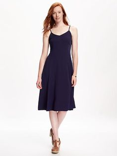 midi, solid comes in tall sundress . M or L?