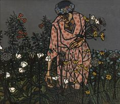 Robert Gwathmey, Flowers for the Pulpit