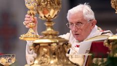 Great Quotes from Pope Benedict XVI on the Holy Mass