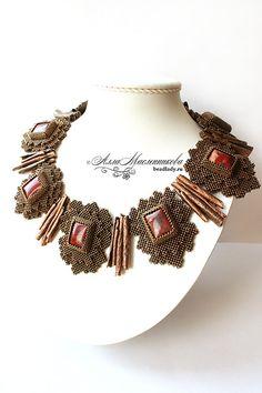 Alla Maslennikova, bead artist - phantasmagoria collection