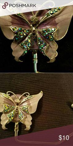 Butterfly purse hanger Purse hanger Other