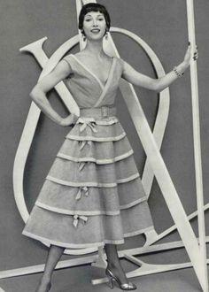 1954 Nina Ricci