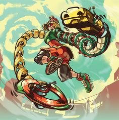 ARMS The Artwork of DKIRBYJ