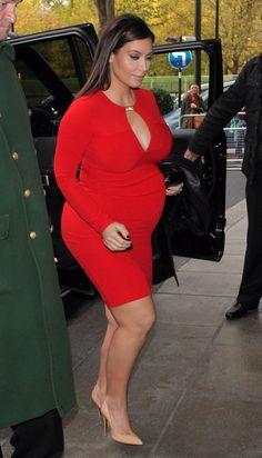 Great Dress.....pregnant or not!  | TMZ.com