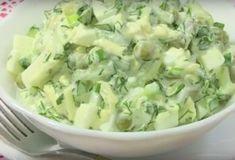 Потрясающе вкусный салат «Весенний». Просто и быстро - Лучшие рецепты для Вас!
