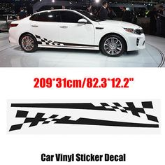 4x sticker decal car stripe motorcycle racing flag bike moto tuning  seychelles