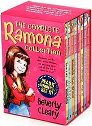 Ramona Series-Beverly Cleary