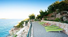 Daphne Seafront Villa bedrooms) - Authentic Crete, Villas in Crete, Holiday Specialists Crete Holiday, Spa Rooms, Heated Pool, Sun Lounger, Beach Mat, Outdoor Blanket, Luxury, Villas, Outdoor Decor