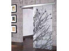 Porte coulissante en verre sans cadre DIGIS_DI_1 Collection DIGIS by LABORVETRO
